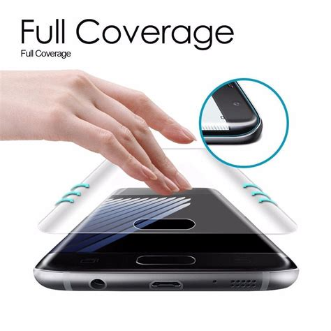 Tempered Glass 3d Samsung S8 3d tempered glass screen protector for samsung galaxy s9