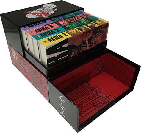 akira 35th anniversary box 1632364611 akira 35th anniversary box set import it all