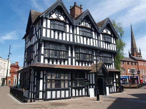 black and white house things to do in herefordshire days out places to visit