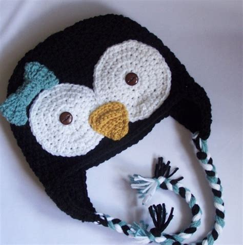 toddler crochet penguin animal hat 12 by stitchesbystephann for and zoe
