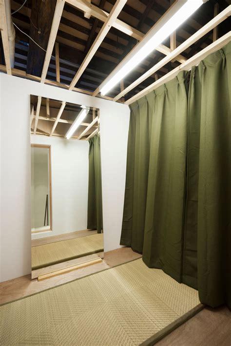 changing room japan 大塚呉服店 by yusuke seki in kyoto japan strictly for kimono yatzer