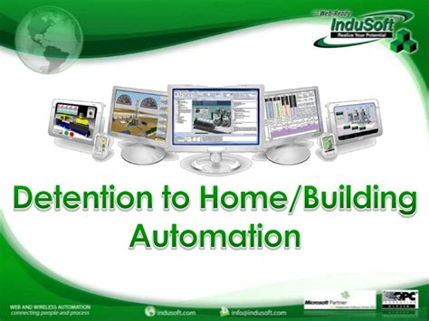 applying the strengths of detention scada to home building