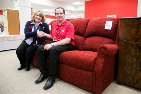 british heart foundation sofa hsl partnership raises 163 100 000 for leading heart charity