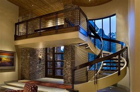Handrails For Houses choosing the stair railing design style
