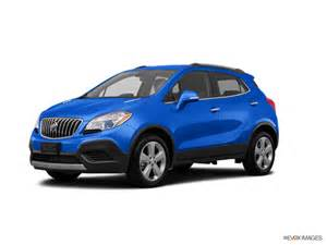 Buick Small Suv 2015 Most Fuel Efficient Suvs Of 2015 Buick Encore Kelley