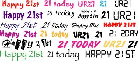 Happy 21st Birthday Quotes Happy 21st Birthday Quotes Quotesgram