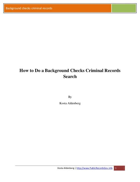 how to do a background check how to do a background checks criminal records search