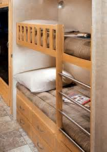 Motorhome Bunk Beds Motorhomes With Bunk Beds Autos Weblog