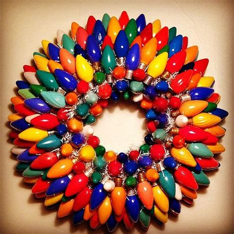 25 Unique Ornament Wreath Ideas On 25 Unique Ornament Wreath Ideas On