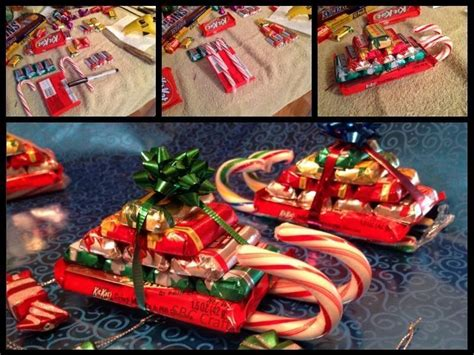 candy cane skeigh xmas craft sleighs shanpagne s world