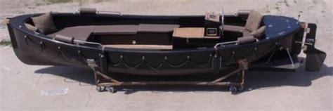 sloep zwart nieuwe diesel sloep 780 cm zwart zeer compleet