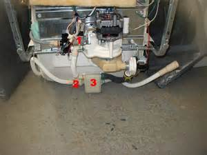 Clogged Ge Dishwasher Dishwasher Will Not Drain On Cycle Model5320