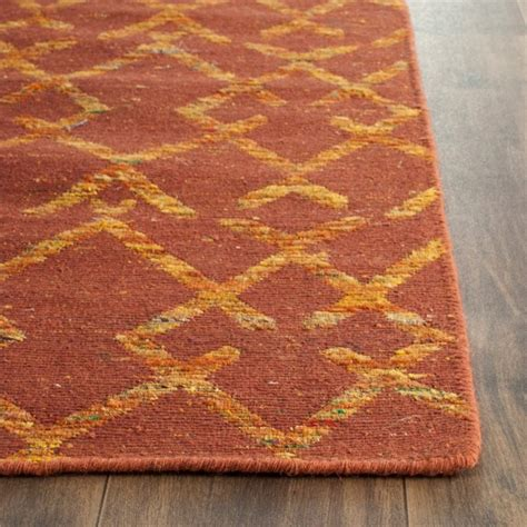 woven straw rug safavieh straw patch 3 x 5 woven flatweave rug stp211a 3