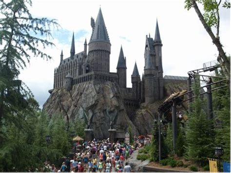 harry potter and the forbidden journey at universal's