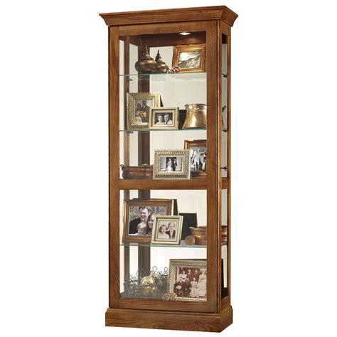 howard miller berends ii curio display cabinet 680478