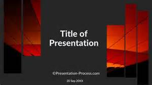 ppt title slide template flat design templates for powerpoint title slide