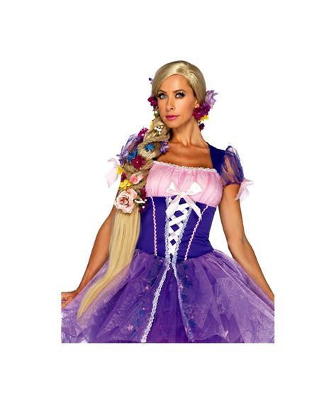 rapunzel wig halloween costumes