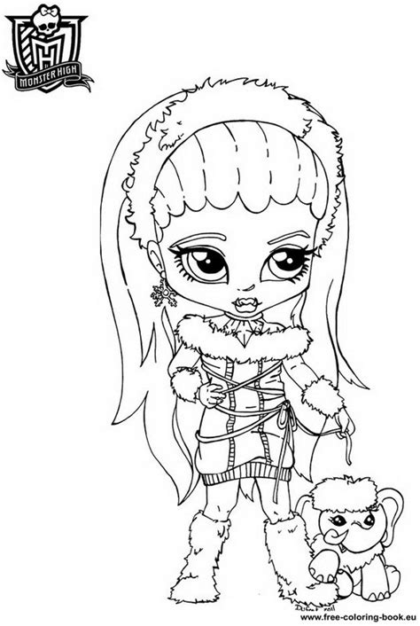 printable coloring pages monster high coloring pages monster high page 1 printable coloring