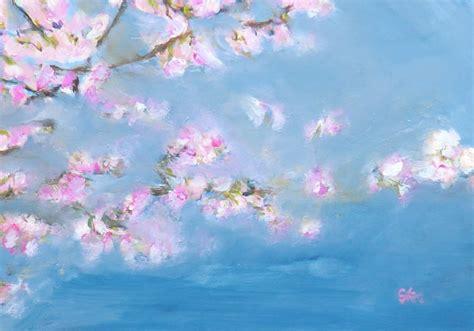 blumenbilder poly acryl originalbilder