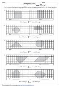 Grade 5 area and perimeter worksheets thousands of worksheet