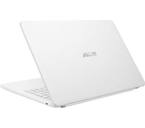 Laptop Asus X43e White asus x540 15 6 quot laptop white office 365 personal deals pc world