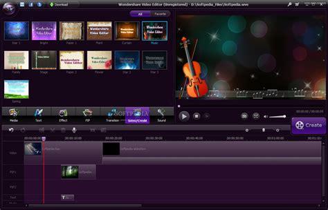 hd video editing software free download full version with crack wondershare filmora formerly wondershare video editor