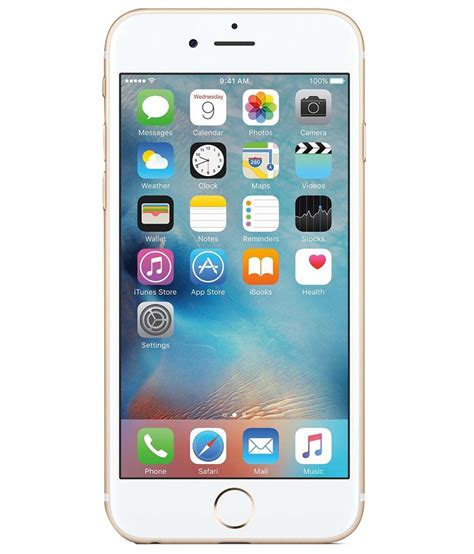 iphone 6s 16gb gold mobile phones at low prices