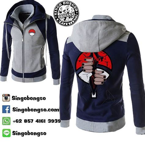 Jaket Anime Sweater 43 best images about distro anime on anime store and itachiuchiha