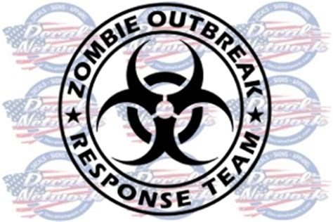 Auto Decal Installation In Maryland by Outbreak Response Team Vinyl Decal Sticker Truck
