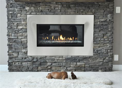 stone for fireplace stone fireplace renovation contemporary living room
