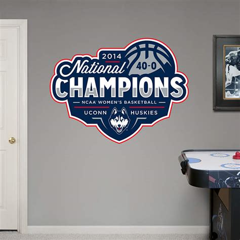Uconn Co Op Mba Shop by Uconn Huskies 2014 Ncaa S Basketball Chions Logo