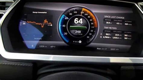 Tesla To Ere Per Meter Image From Tesla Firmware 7 0 Emerges Teslamotors