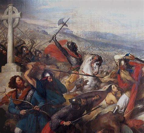 grifo martel islamskie najazdy na francję i bitwa pod poitiers 732 r