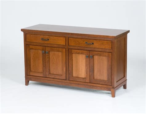 buffets and sideboards custom cherry buffet modern buffets and sideboards