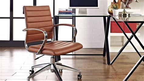 mid century modern desk chair  working  home  worth living