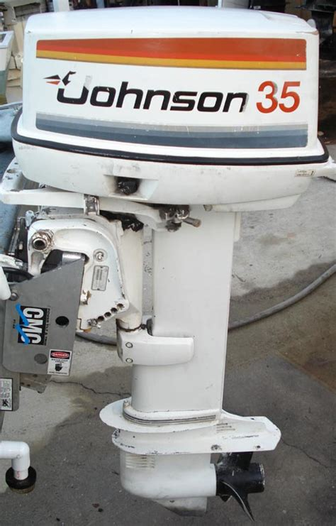 35 hp evinrude boat motor 35 hp johnson outboard for sale