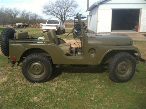 military jeep yj m38a1 military jeep