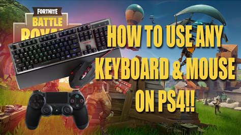 fortnite keyboard controls how to mouse and keyboard on ps4 fortnite battle royale