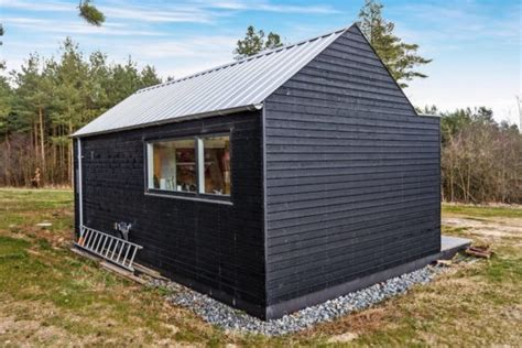 tiny cabin for sale modern tiny cabin for sale in jutland denmark