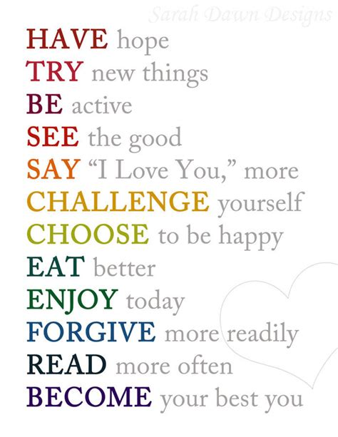 spiritual new year\'s resolutions quotes