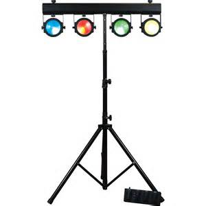 What Does Led Stand For Light Bulbs American Dj Dotz Tpar System With Light Stand Dotz Tpar System