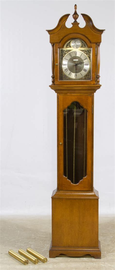 standuhr tempus fugit seth quot tempus fugit quot grandfather clock leonard auction