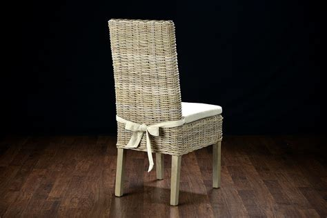 Oasis Chair by Oasis Rattan Side Chair Mecox Gardens