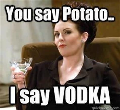 Vodka Meme - i miss karen funny pinterest