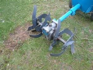 landmaster super 88 petrol rotavator cultivator 3 hp
