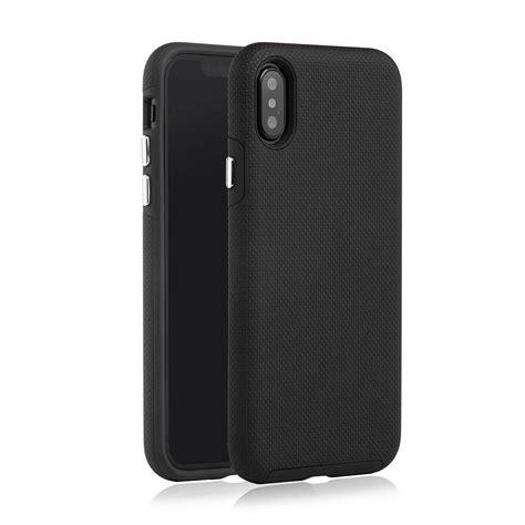 mututec iphone  apple phone hard case black electronics