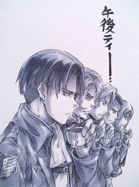whats the name of captain levis haircut 1000 images about attack on titan second on pinterest