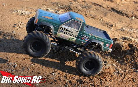 mega truck 4 link axial deadbolt mega truck conversion part 3 171 big squid