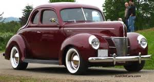 1940 Ford Deluxe 1940 Ford Deluxe Coupe Maintenance Restoration Of
