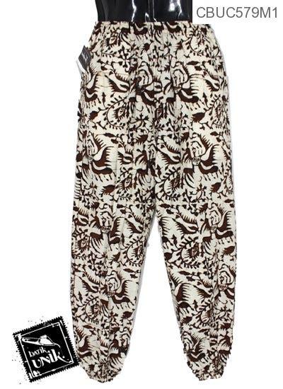Celana Aladin Jumbo Motif Murah celana aladin motif sogan batangan bawahan rok murah batikunik